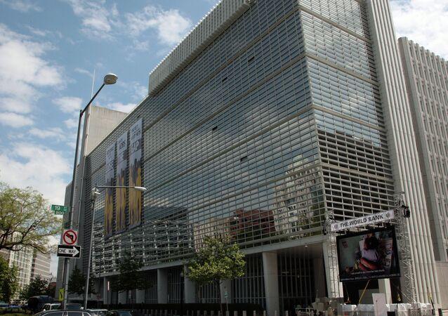 La sede della Banca Mondiale a Washington
