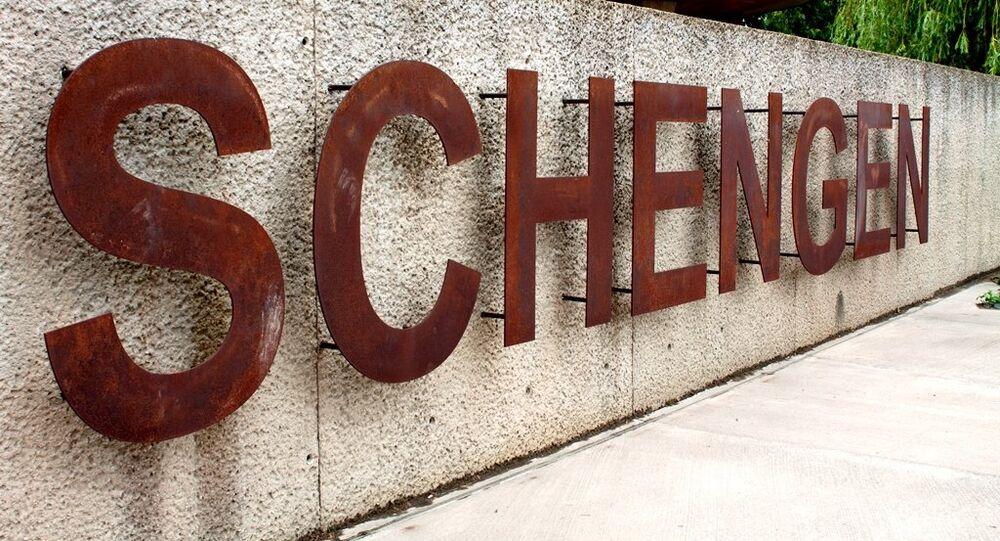 Segno Schengen