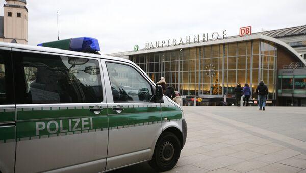 Polizei in Köln - Sputnik Italia