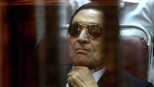 Il presidente egiziano Hosni Mubarak - Sputnik Italia