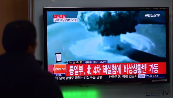 Corea del Nord ha eseguito lancio di una bomba all'idrogeno - Sputnik Italia