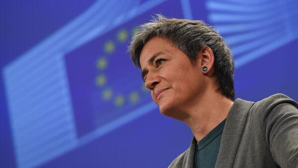 Commissario europeo per la Concorrenza Margrethe Vestager - Sputnik Italia