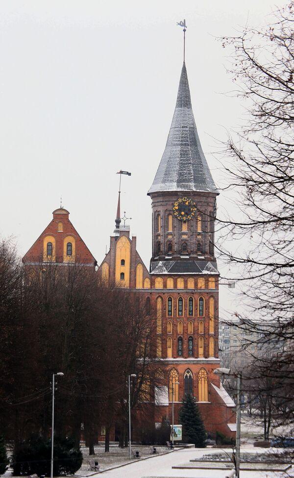 Kaliningrad d'inverno - Sputnik Italia
