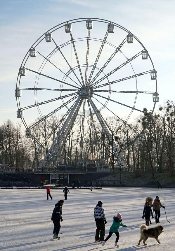 Kaliningrad d' Inverno - Sputnik Italia