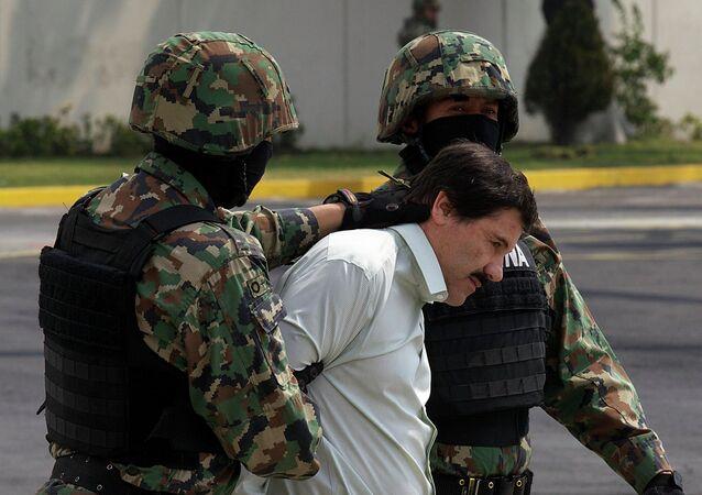 Joaquín El Chapo Guzmán