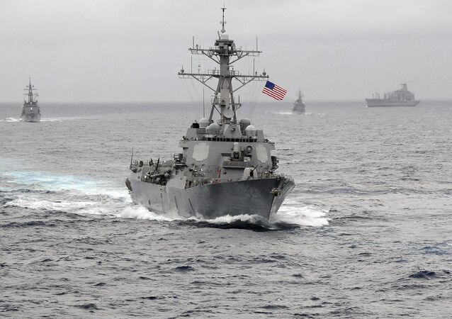 Nave della US Navy
