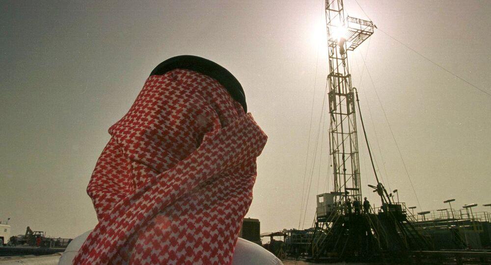 Impianti petroliferi in Arabia Saudita