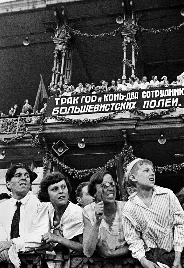 75 anni di giornalismo russo in foto - Sputnik Italia