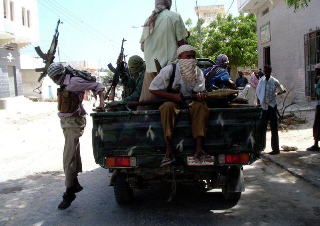 Militanti di Al Shabaab