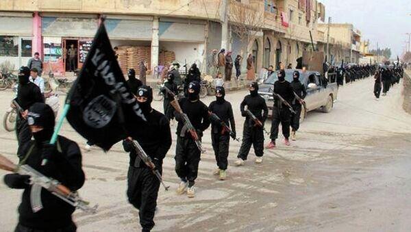 Combattenti del Daesh - Sputnik Italia