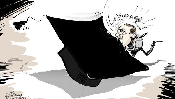 Erdogan contro gli accademici turchi - Sputnik Italia