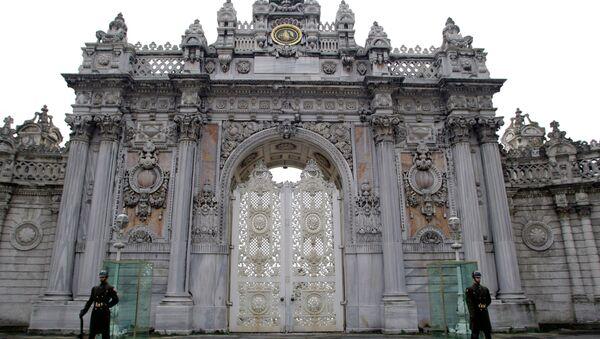 Palazzo Dolmabahce ad Istanbul - Sputnik Italia