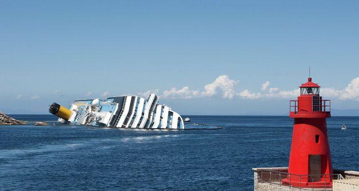 Costa Concordia possa essere stata usata per il trasposto della droga?