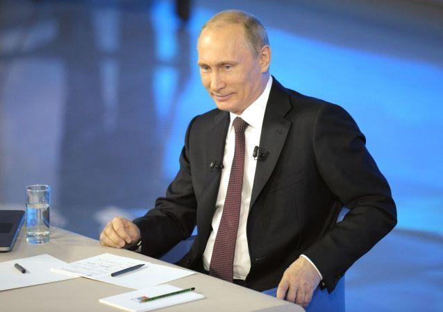 Linea diretta col presidente Putin