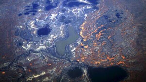 Fotografia aerea delle regioni australiane colpite dalla siccità - Sputnik Italia
