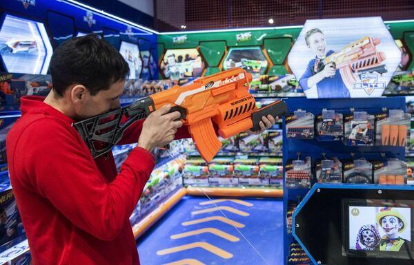 Detsky Mir, il negozio di giocattoli più grande di Mosca - Sputnik Italia