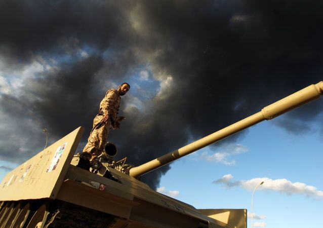 """Il ministro degli Esteri di governo di Tripoli non riconosciuto a livello internazionale"""" Muhammed el-Ghirani afferma  di aver fatto tutti i possibili tentativi di dialogo, non ricevendo alcuna risposta europea."""