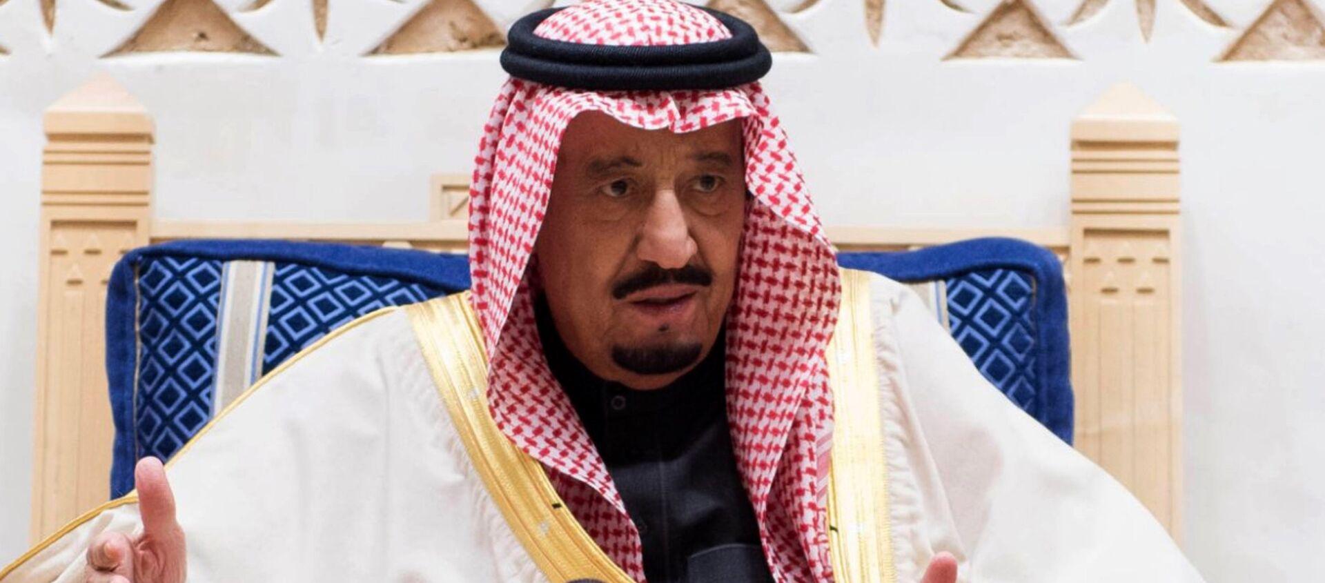Salman bin Abdulaziz Al Saud, il re dell'Arabia Saudita. - Sputnik Italia, 1920, 29.09.2019