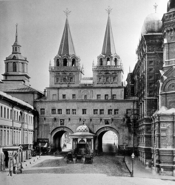 Il cuore della Russia, Mosca a fine '800 - Sputnik Italia