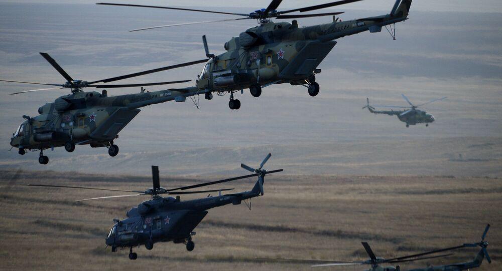 Elicotteri russi