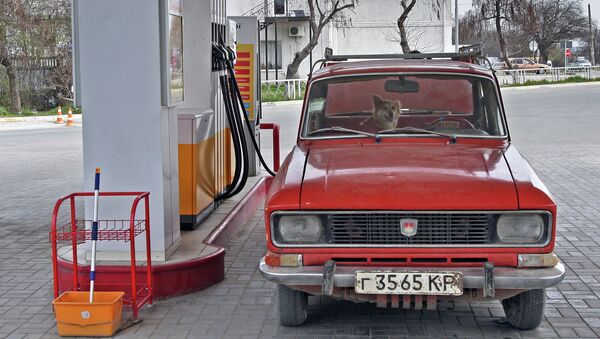 Gas station in Simferopol - Sputnik Italia