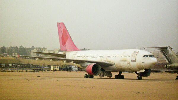 Aeroporto internazionale del Cairo, Egitto - Sputnik Italia