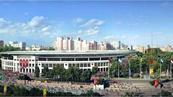 Il progetto del nuovo stadio della Dynamo Mosca, VTB arena. - Sputnik Italia