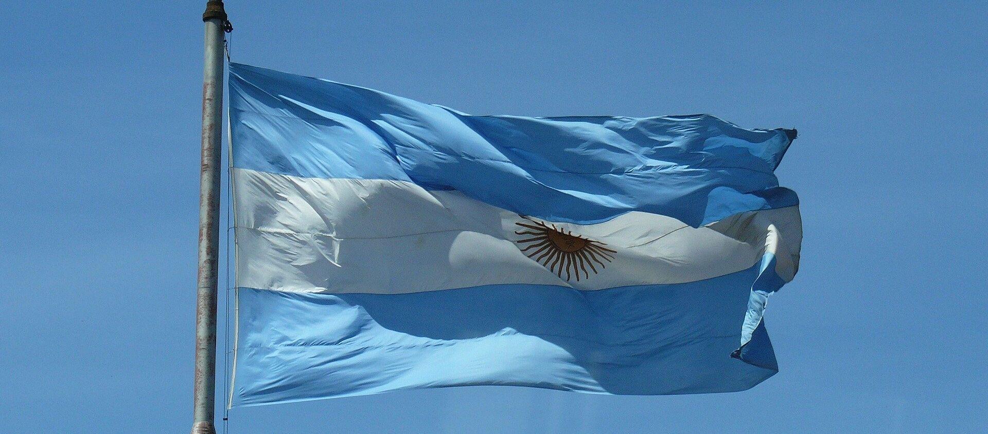 Argentina flag - Sputnik Italia, 1920, 01.08.2018