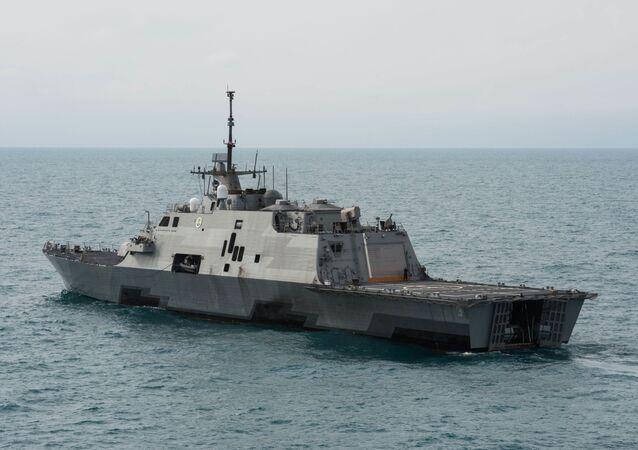 Fregata USA Fort Worth LCS-3