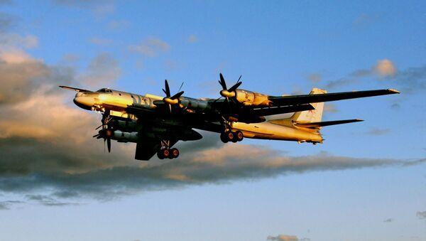Bombardiere strategico Tu-95MS - Sputnik Italia