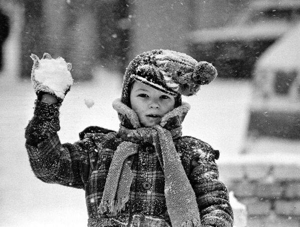 Un tuffo nell'inverno del passato - Sputnik Italia