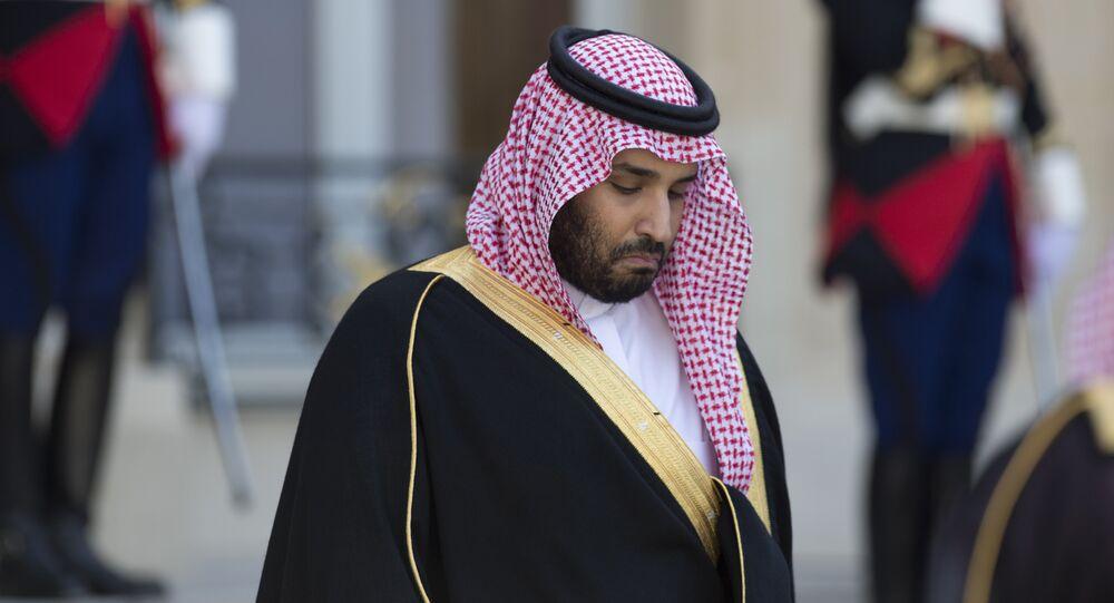 Mohammed bin Salman bin Abdul Aziz al-Saud