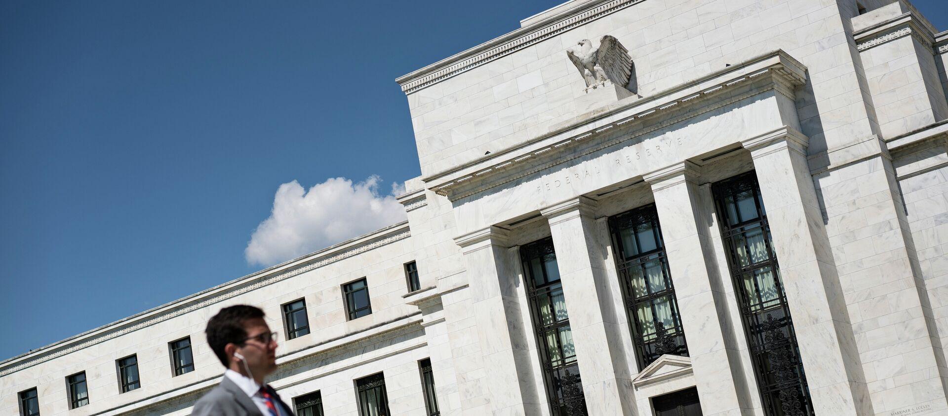 Federal Reserve - Sputnik Italia, 1920, 14.05.2021