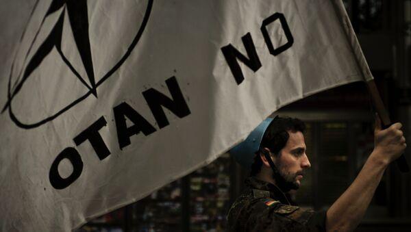 No Nato - Sputnik Italia