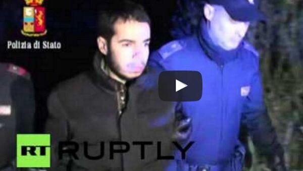 Arresto di un foreign fighter del DAESH a Cosenza - Sputnik Italia