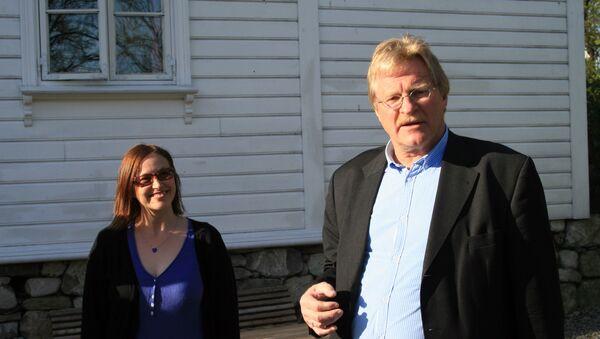 L'ex ambasciatore norvegese in Russia Eyvin Nordsletten - Sputnik Italia