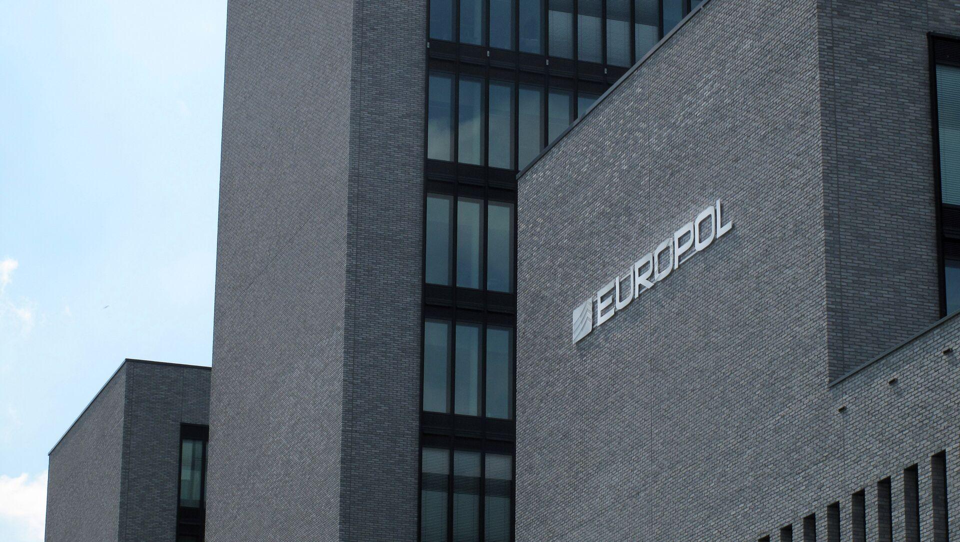 La sede del Europol - Sputnik Italia, 1920, 19.04.2021
