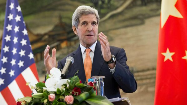 John Kerry in Cina - Sputnik Italia