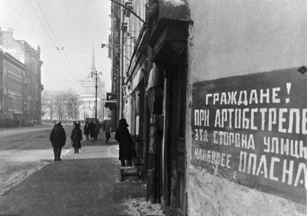 27 gennaio, la Liberazione di Leningrado - Sputnik Italia