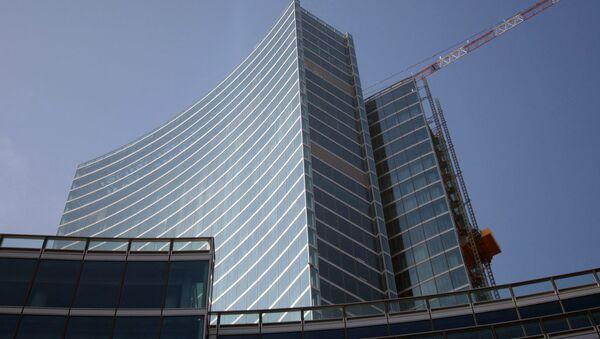 Il grattacielo Palazzo Lombardia a Milano - Sputnik Italia