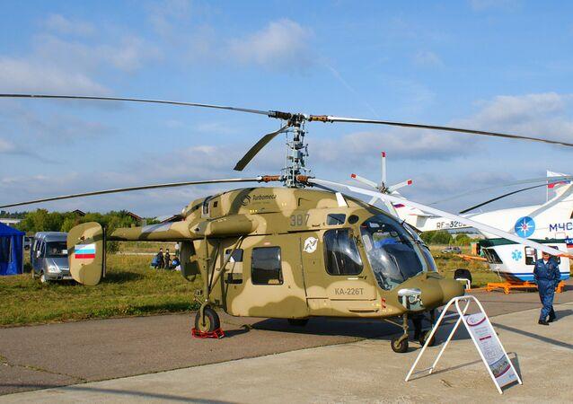Elicottero Ka-226T
