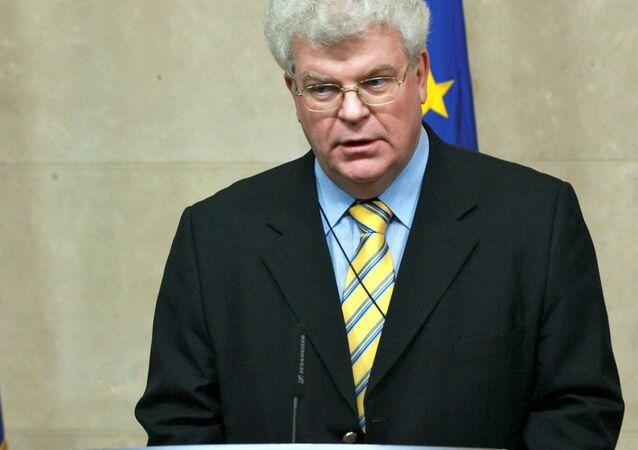 Rappresentante della Russia presso la UE Vladimir Chizhov