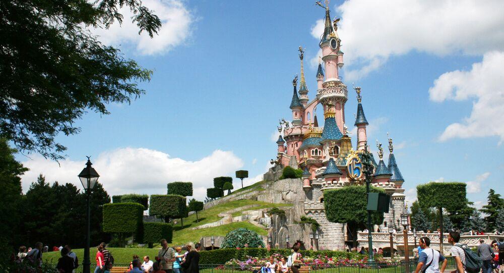 Disneyland a Parigi, Franci