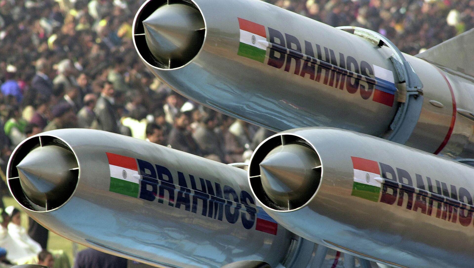 Missile supersonico da crociera Brahmos  - Sputnik Italia, 1920, 16.03.2021