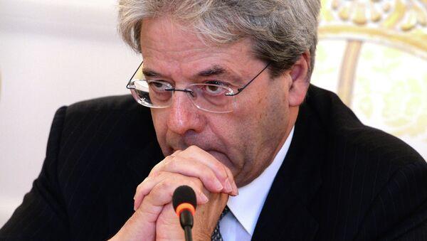 Paolo Gentiloni - Sputnik Italia