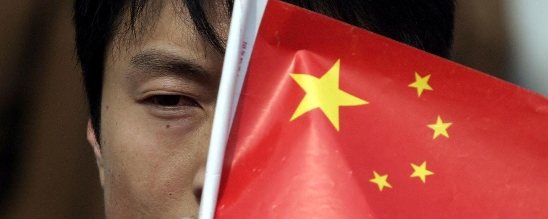 Bandiera della Cina - Sputnik Italia, 1920, 05.08.2019