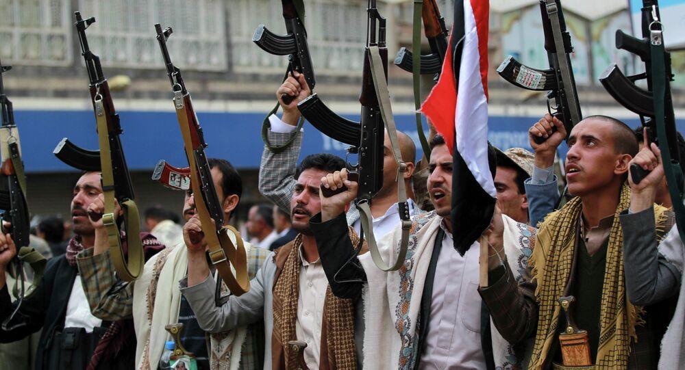 Yemen, ribelli Huthi
