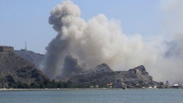 Yemen, porto di Aden - Sputnik Italia