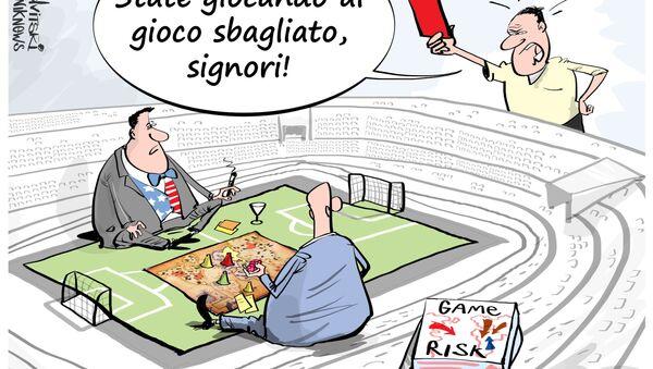 FIFA, International Federation of Footbal Association ha s rifiutato la proposta di senatori USA di togliere World Cup 2018 dallaRussia. - Sputnik Italia