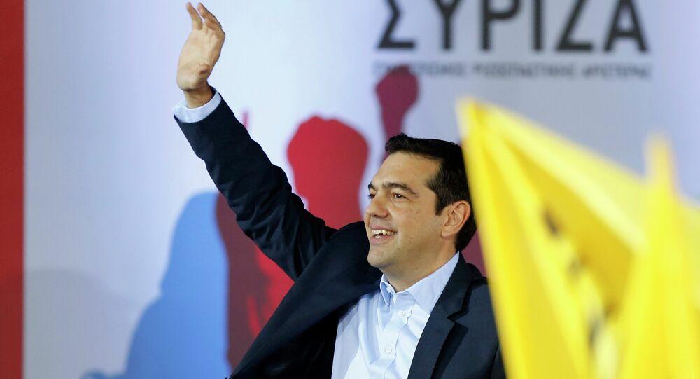Il primo ministro greco Alexis Tsipras ha in programma di visitare Mosca l'8 aprile, invitato dal presidente Vladimir Putin